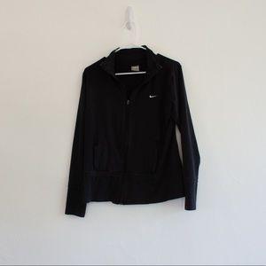 Women's Black Nike Jacket
